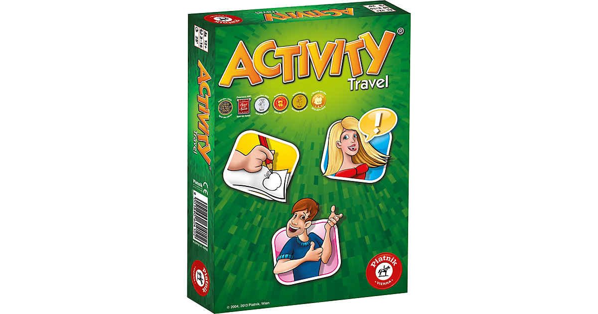 PIATNIK Activity Travel