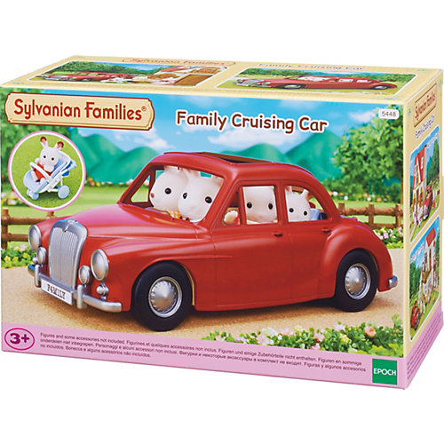 """Игровой набор Sylvanian Families """"Семейный автомобиль"""" от Эпоха Чудес"""