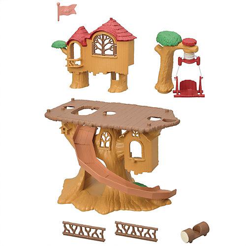 """Игровой набор Sylvanian Families """"Домик на дереве"""" от Эпоха Чудес"""