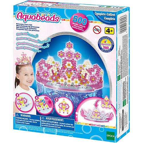 Набор для творчества Aquabeads Диадема для принцессы 3D от Эпоха Чудес