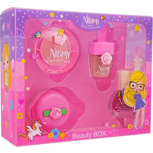 Подарочный набор декоративной косметики Nomi