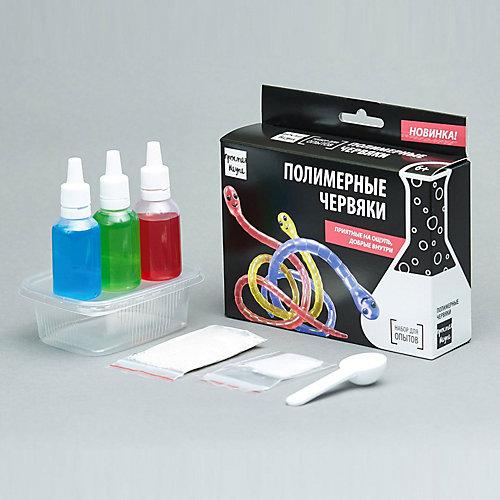 Набор для опытов Простая Наука Black Box Полимерные червяки от Простая Наука
