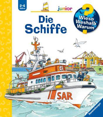 Buch - WWW junior Die Schiffe