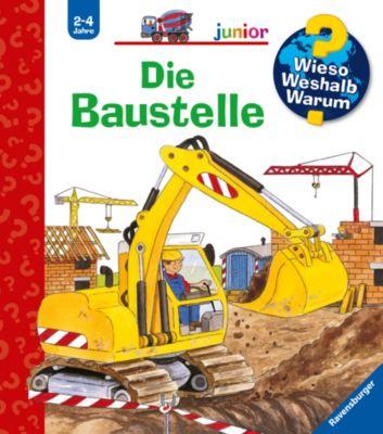 Buch - WWW junior Die Baustelle