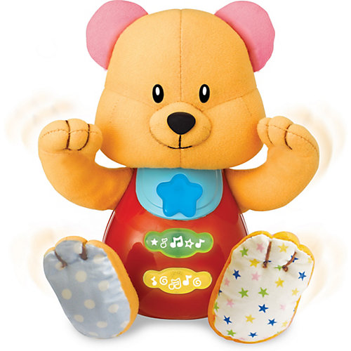 """Развивающая игрушка WinFun """"Пой и учись со мной"""" Мишка от WinFun"""