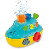 Игрушка для ванны WinFun Музыкальная лодка
