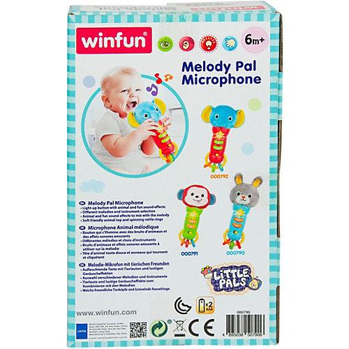 Музыкальный микрофон WinFun Кролик от WinFun