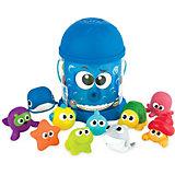 Набор игрушек для ванны WinFun Плескайся и брызгай