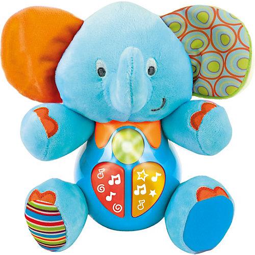 """Развивающая игрушка WinFun """"Пой и учись со мной"""" Слон Тимбер от WinFun"""