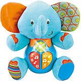 """Развивающая игрушка WinFun """"Пой и учись со мной"""" Слон Тимбер"""