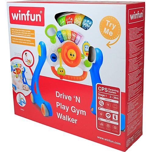 Развивающий центр WinFun Drive'N Play от WinFun