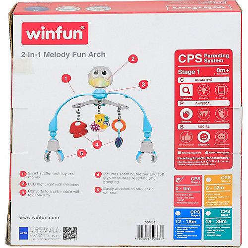 Мобиль WinFun 2 в 1 от WinFun