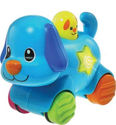 Музыкальная игрушка WinFun Щенок