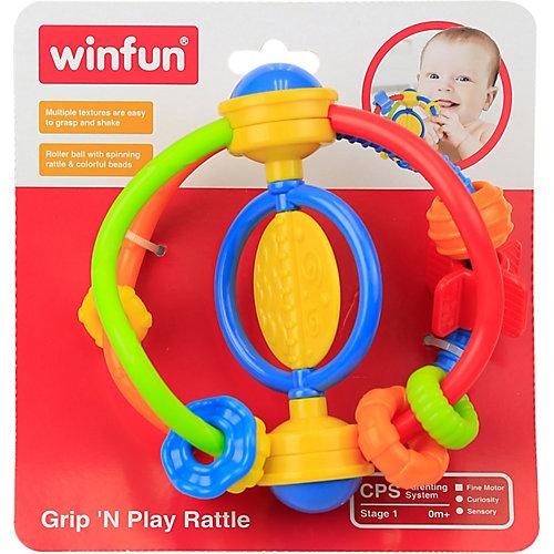 "Погремушка WinFun ""Сжимай и играй"" от WinFun"