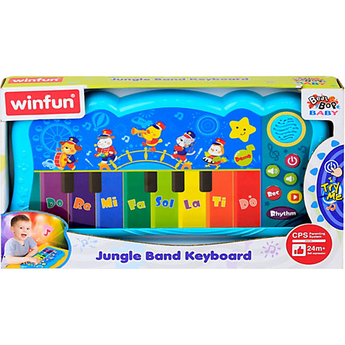 Пианино WinFun Jungle Band от WinFun