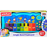 Пианино WinFun Jungle Band