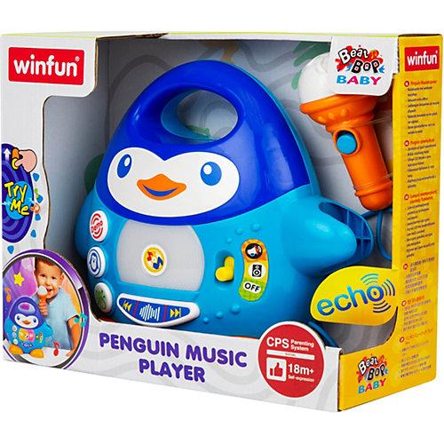 Музыкальный плеер WinFun Пингвин от WinFun