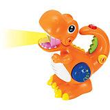Развивающая игрушка WinFun Дино с фонариком
