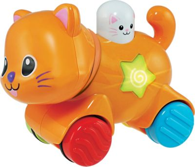 Музыкальная игрушка WinFun Котёнок