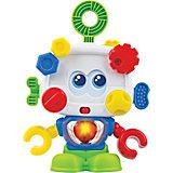 Развивающая игрушка WinFun Бизи-робот