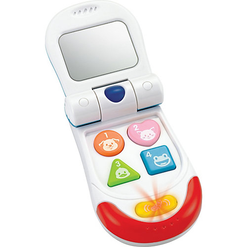 Музыкальная игрушка WinFun Телефон-раскладушка от WinFun