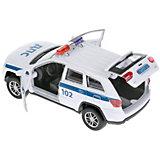 Машинка инерционная Jeep Технопарк Cherokee-12POL-WH