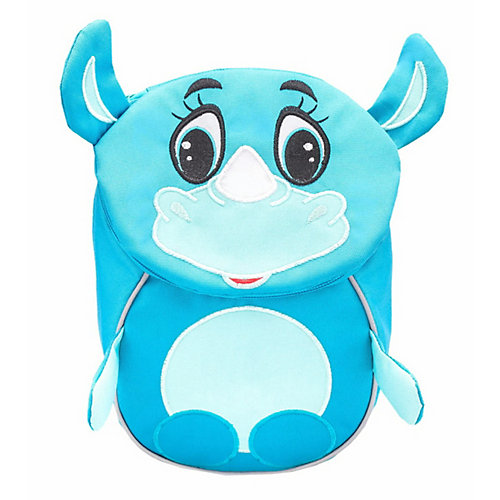 Рюкзак Belmil Mini Animals Носорожек - azurblau от Belmil