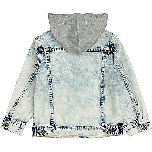Джинсовая куртка Gulliver - голубой от Gulliver