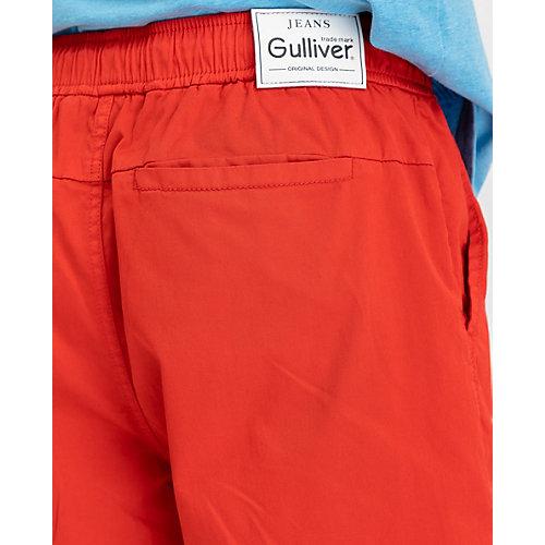 Шорты Gulliver - красный от Gulliver
