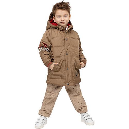 Демисезонная куртка Gulliver - коричневый от Gulliver