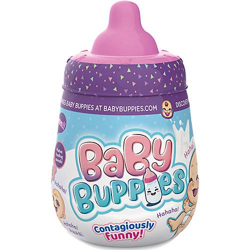 Игровой набор Moose Baby Buppies Малыш в бутылочке от Moose