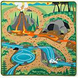 Игровой коврик Melissa&Doug Динозавры, 98х84 см