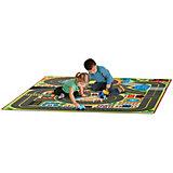 Игровой коврик Melissa&Doug Проезжая часть, 150х197,5 см