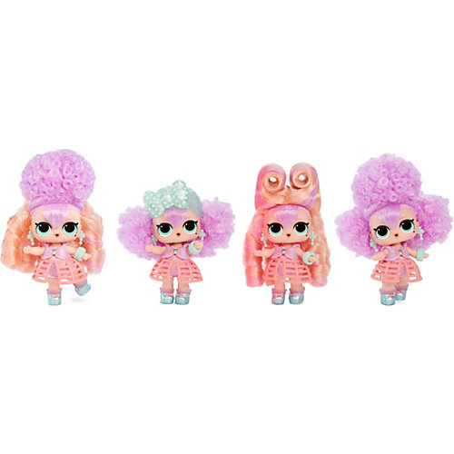 Кукла LOL Surprise! #Hairvibes с прядями для причесок от MGA