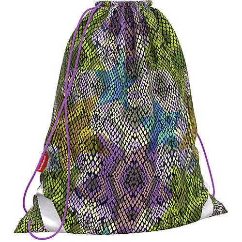 Мешок для обуви Erich Krause Purple Python - сиреневый от Erich Krause