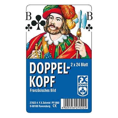 Kartenspiel Stich Franz