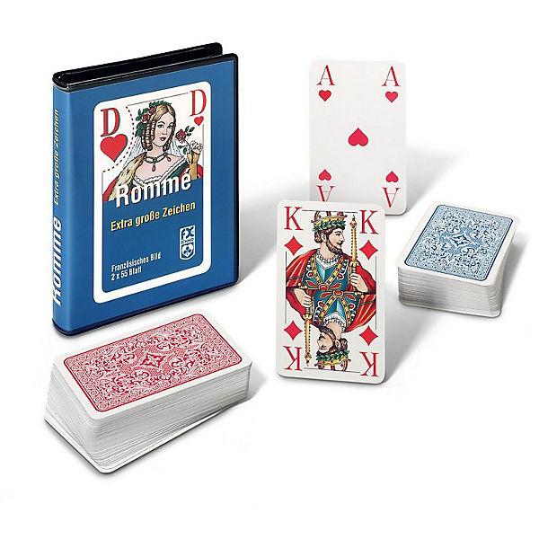 Kartenspiel Canasta