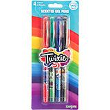 Ароматизированные гелевые ручки Kangaru Twixie