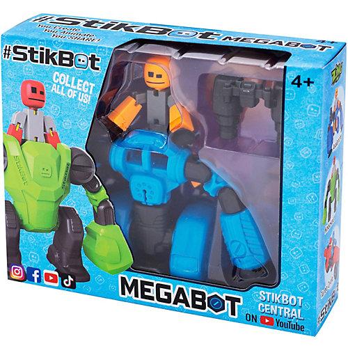 Игровой набор Stikbot Stikbot Мегабот Авеланч от Zing