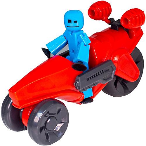 Игровой набор Stikbot  Stikbot Мегабот Турбо Байк от Zing