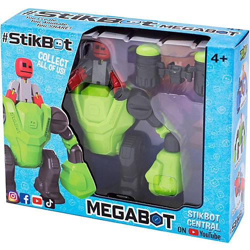 Игровой набор Stikbot Stikbot Мегабот Нокаут от Zing