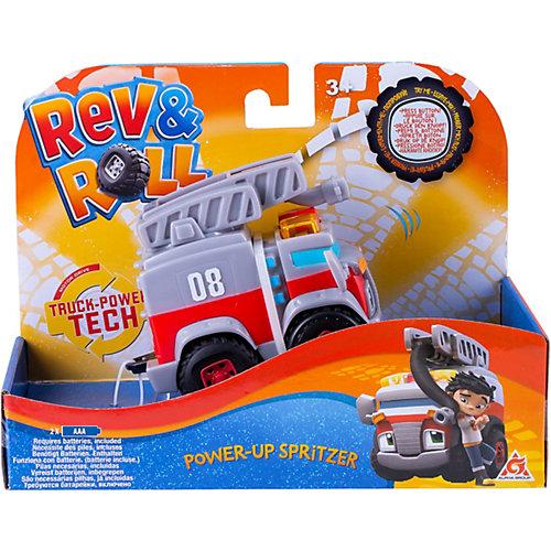 Машинка Rev&Roll Сприцер от Alfa Group