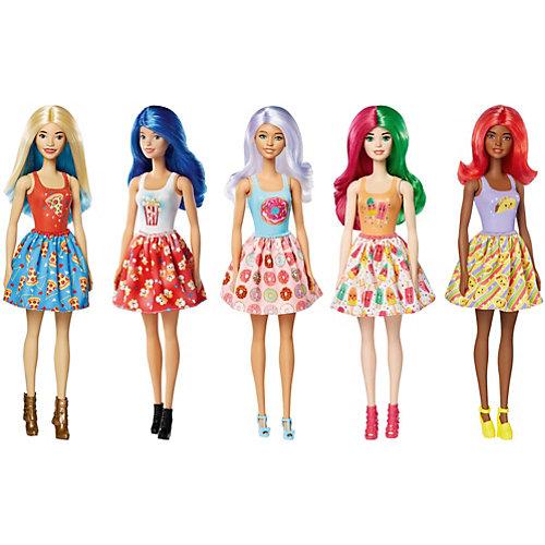 """Кукла Barbie-сюрприз """"Лакомства"""" от Mattel"""