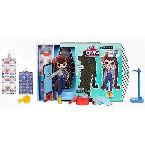 Кукла LOL OMG 23см. 2 волна, Busy B.B от MGA