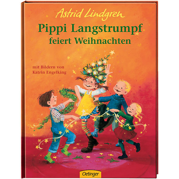 pippi langstrumpf feiert weihnachten astrid lindgren. Black Bedroom Furniture Sets. Home Design Ideas