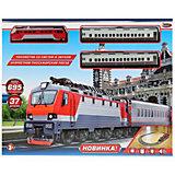 Железная дорога Играем вместе  «Пассажирский поезд», 37 элементов