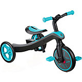 Трехколесный велосипед-беговел Globber Trike explorer 2 in 1