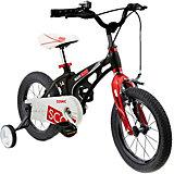 """Двухколёсный велосипед Maxiscoo Cosmic 14"""""""