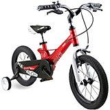 Двухколёсный велосипед Maxiscoo Space, 16 дюймов