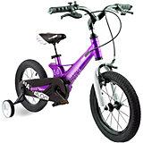 """Двухколёсный велосипед Maxiscoo Space 16"""""""